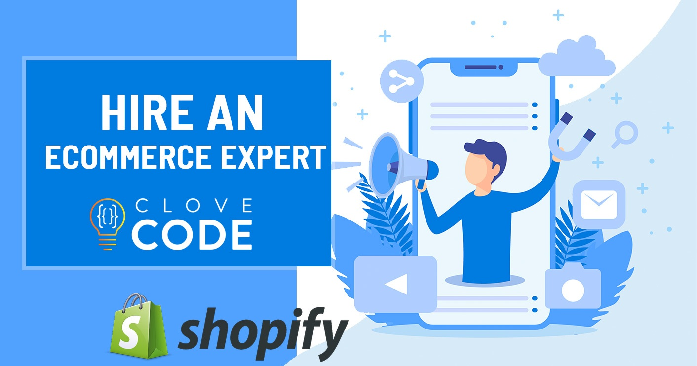 Hire an eCommerce expert to level up your Business